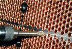 Кожухотрубный испаритель Alfa Laval DET 1220 Сыктывкар теплообменник самогон